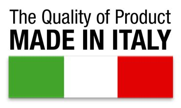 Quality of product made in Italy